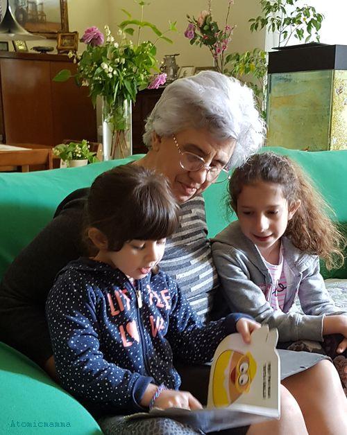 Linda, Emma e nonna amplifon